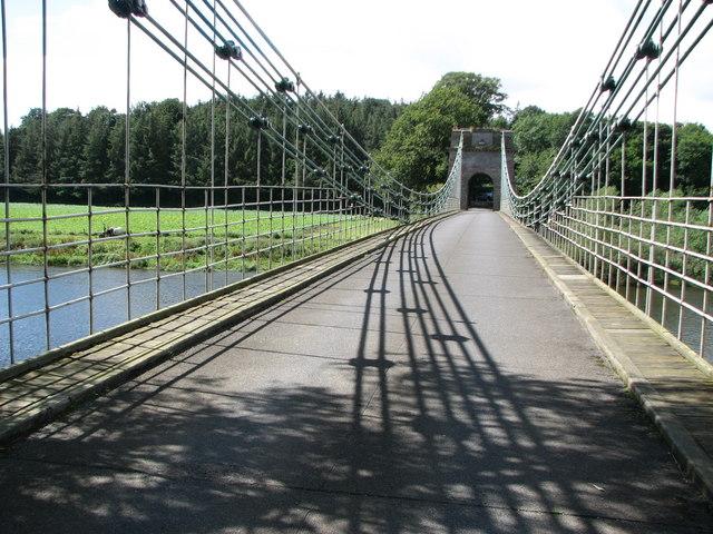 The Union Chain Bridge