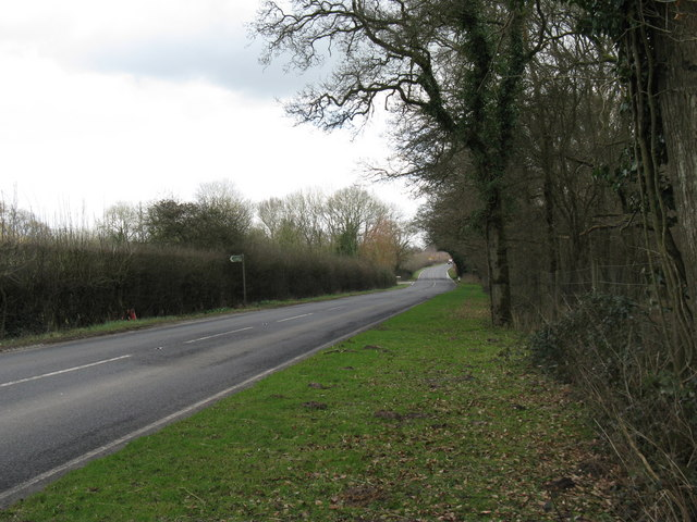 B2133 Broadford Bridge to Adversane road