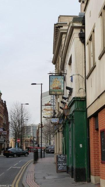 Street Scene, Croydon