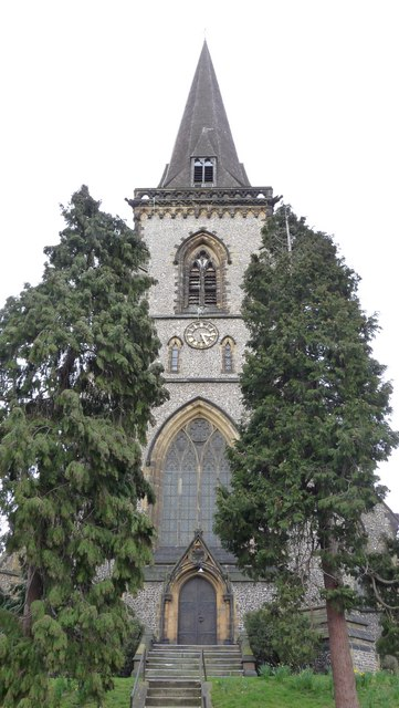 St.Peter's Church, South Croydon