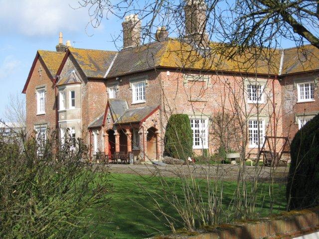 Chilbridge Farm House, near Kingston Lacy
