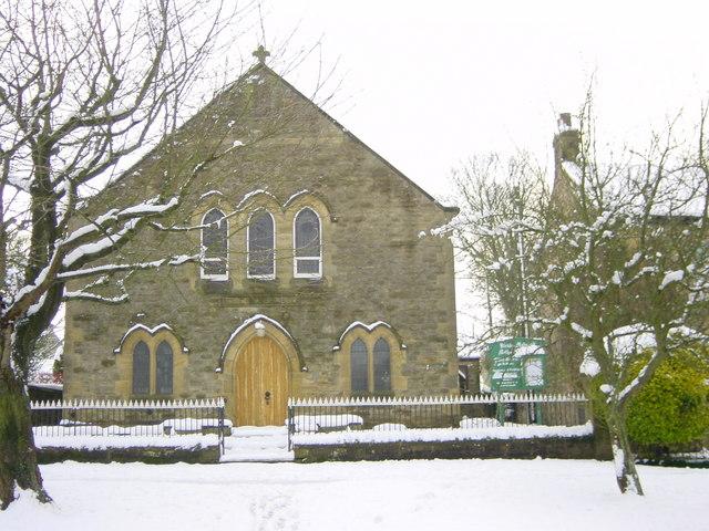 Kirkby Malzeard Chapel