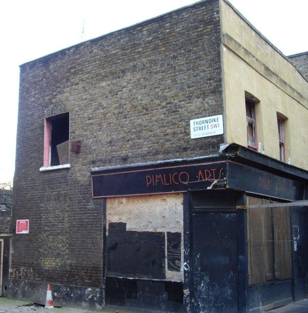 Pimlico Arts Thorndike Street