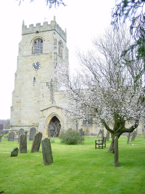 Kirkby Malzeard Church