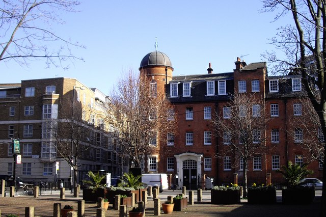 Hopkinson House Vauxhall Bridge Road