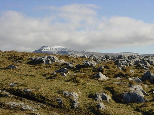 View of Ingleborough
