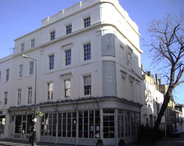 Thomas Cubitt Public House and Dining Rooms