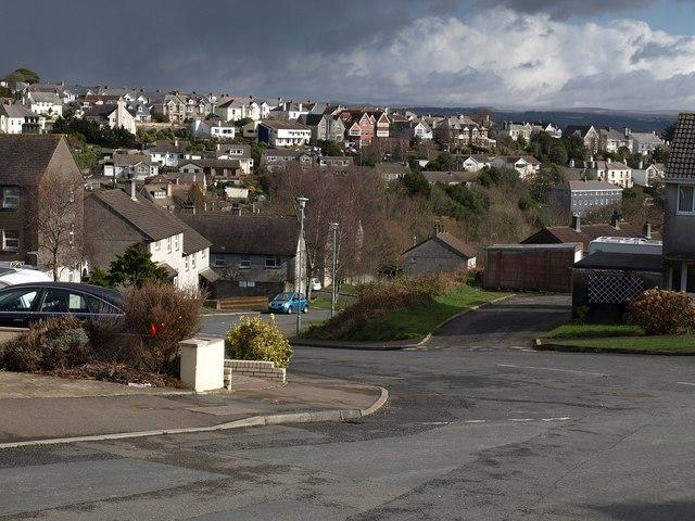 Chichester Crescent, Saltash