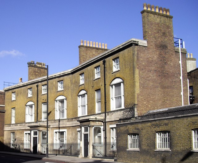 Houses in Lower Grosvenor Street