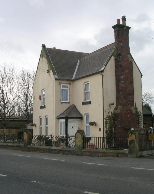 Cemetery Lodge - Cutsyke Road