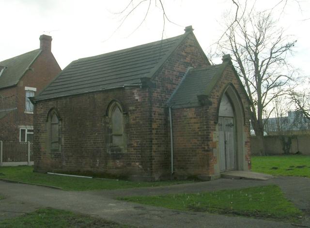 Cemetery Chapel - Cutsyke Road