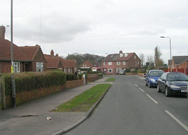 Manor Drive - Church Lane