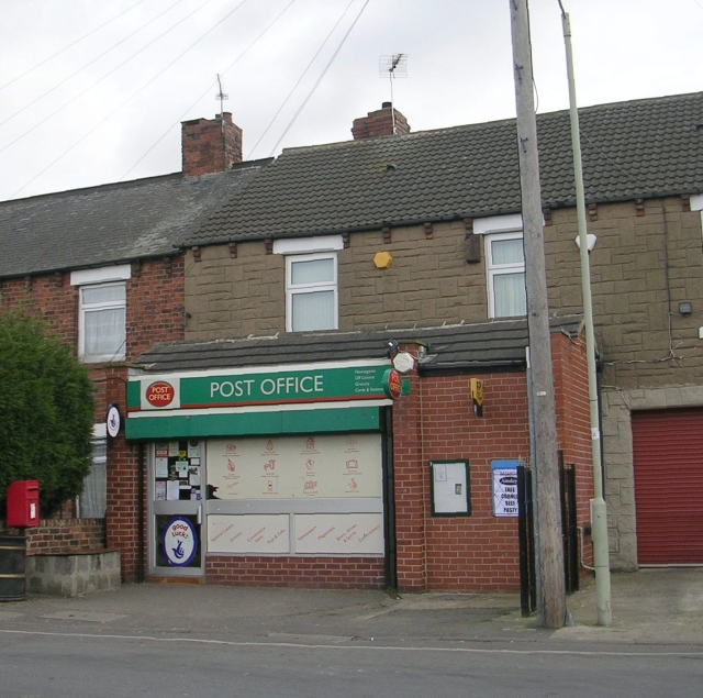 Post Office - Church Lane
