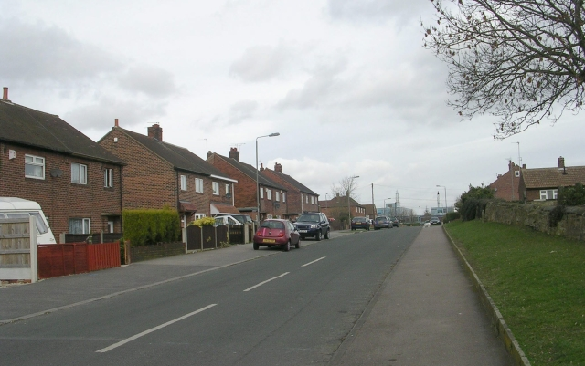 Fairfax Avenue - Ackton Lane