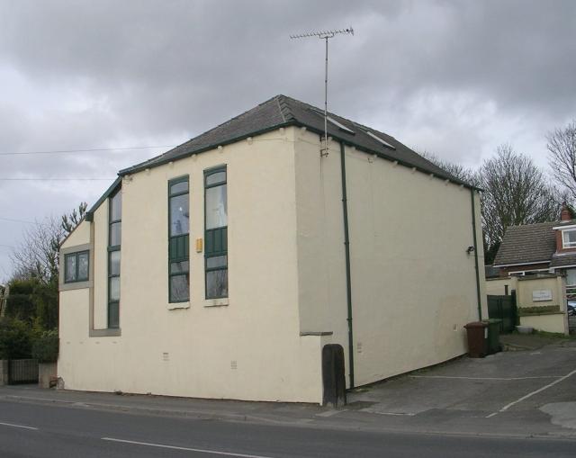 The Gospel Hall - Ackton Lane