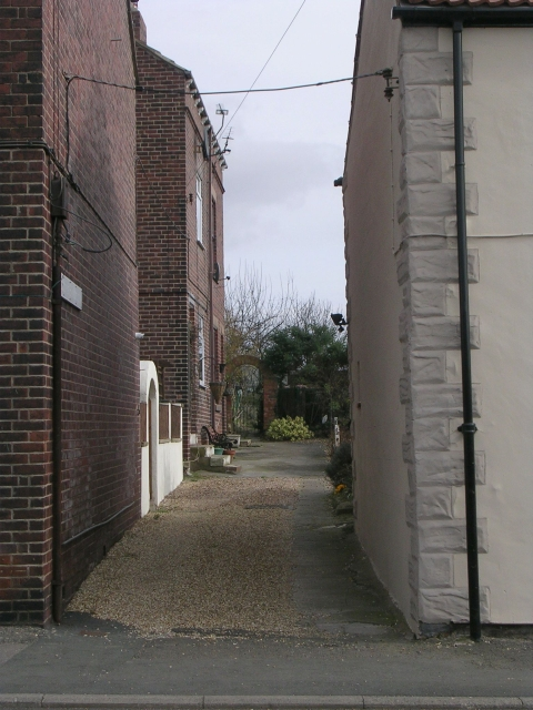 Claytons Buildings - Featherstone Lane