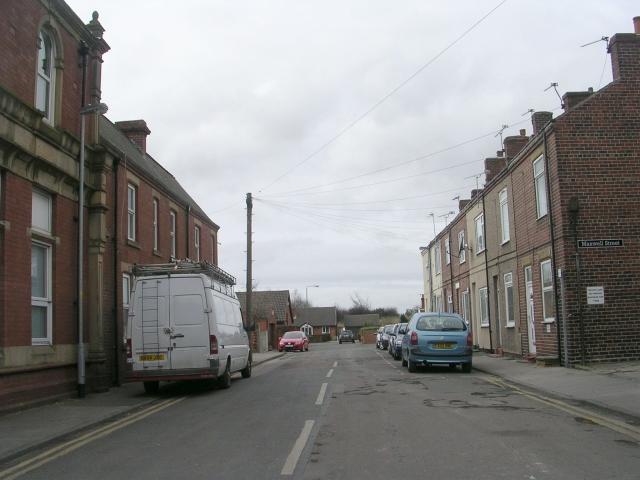 Maxwell Street - Station Lane