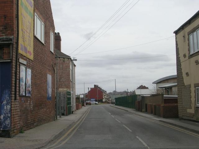 Post Office Road - Station Lane