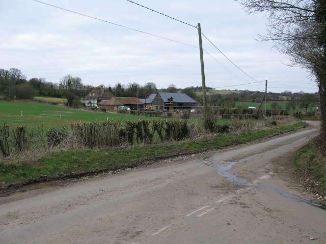 Yockletts Farm on Church Lane
