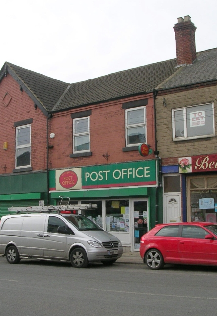 Post Office - Station Road