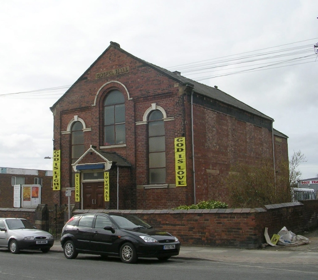 South Featherstone Gospel Hall - Station Lane