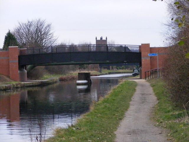 Birmingham Canal View