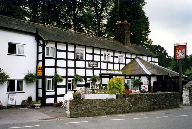 Lion Inn, Berriew