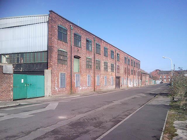 Clayton Street Tannery