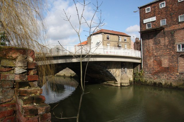 Old River Ancholme Bridge