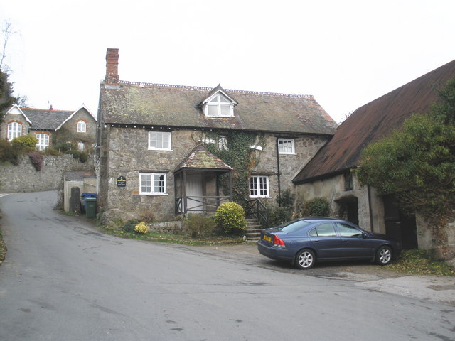The Church House, Lustleigh