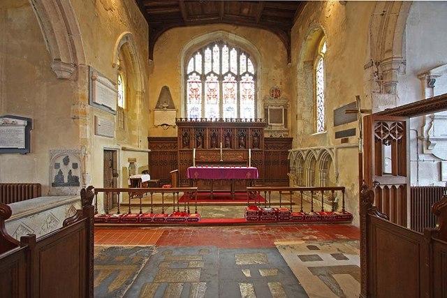All Saints, Biddenden, Kent - Sanctuary