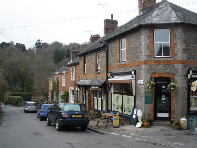 The Dairy, Lustleigh