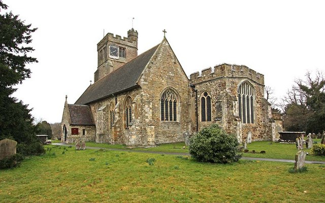All Saints, Biddenden, Kent
