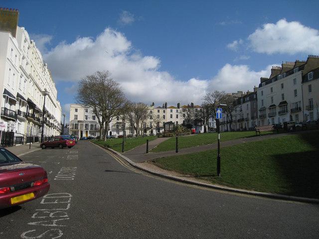 Wellington Square, Hastings
