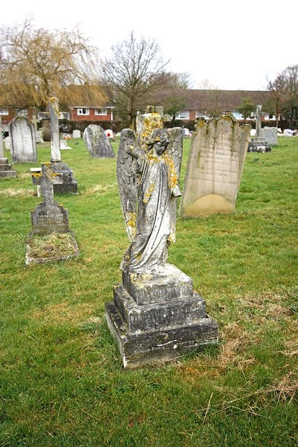 All Saints, Biddenden, Kent - Churchyard