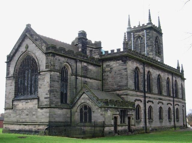 Stone - Church