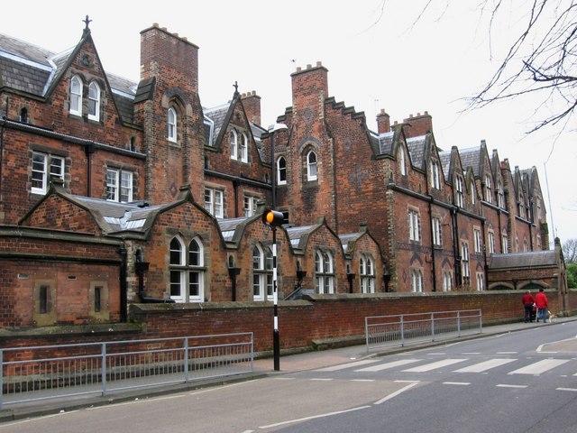 Stone - St Dominic's Priory School