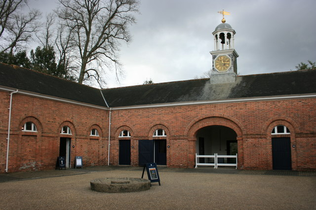 The Stable Block at Saltram