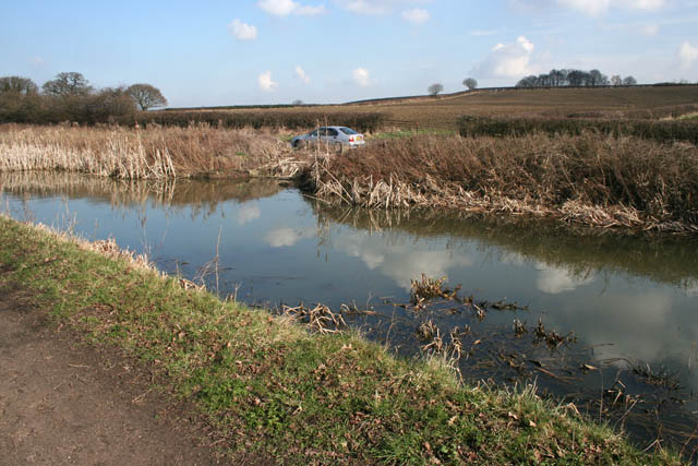 By the Nottingham Canal