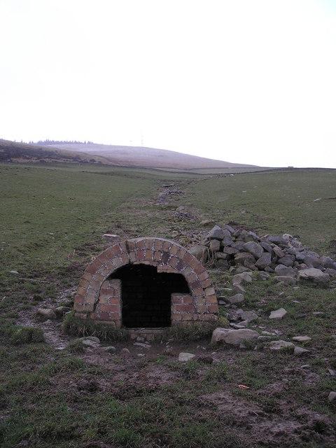 Farm Well on the Blynlee Burn