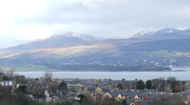 Greenock and Rosneath