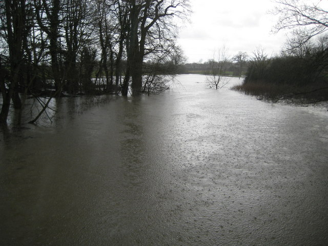 River Mole at Kinnersley Manor