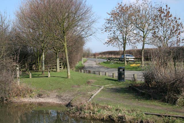 Cossall Road picnic site