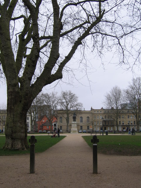 Queens Square Bristol
