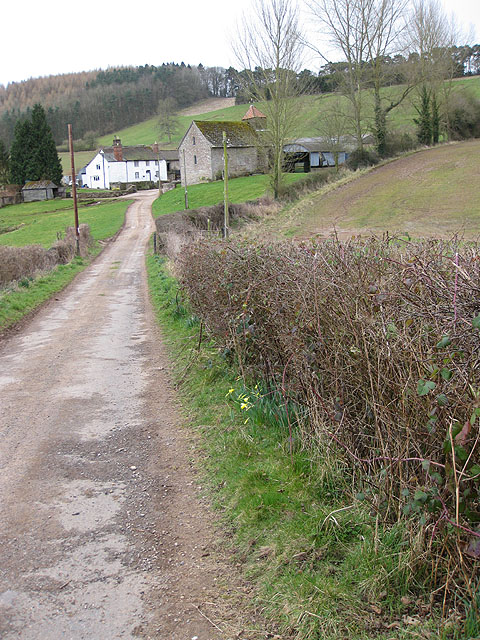 Down the lane to Yatton Chapel