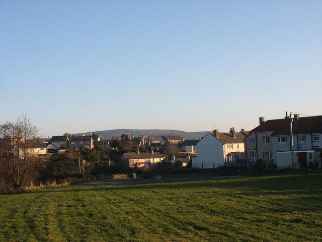 Houses in Amlwch Port