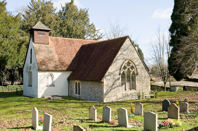 St Simon & St Jude's Church, Bramden