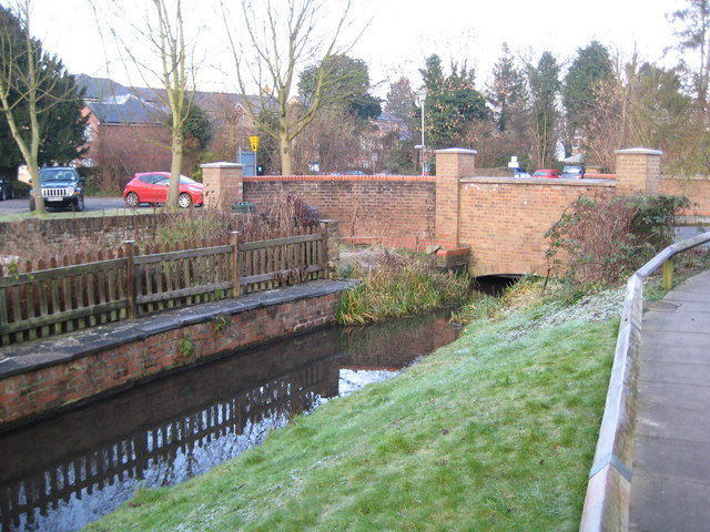 Rickmansworth: Town Ditch (1)