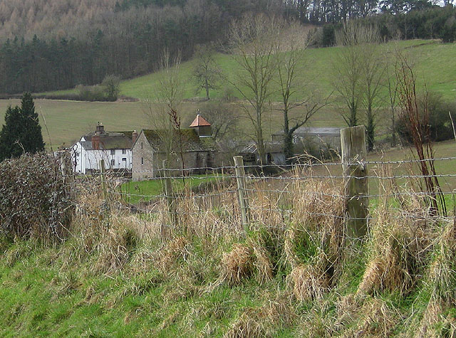 Chapel Farm and Yatton Chapel