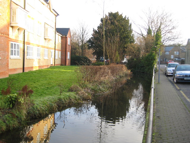 Rickmansworth: Town Ditch (2)